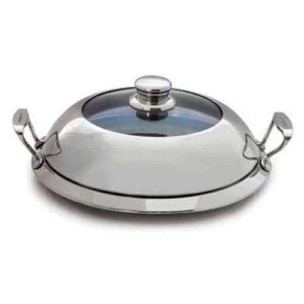 AEG Chef's Design Gourmet Griddle Specialty Pan & Buffet Server