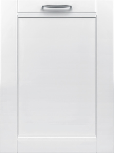Bosch 300 Series Deluxe Custom Panel Dishwasher