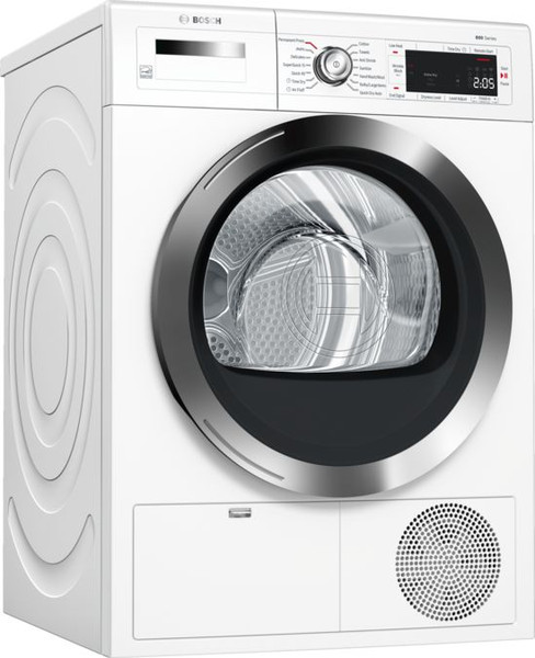 Bosch 800 Series Dryer w/ Home Connect