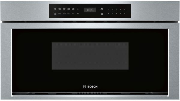 "Bosch 30"" 800 Series Drawer Microwave"