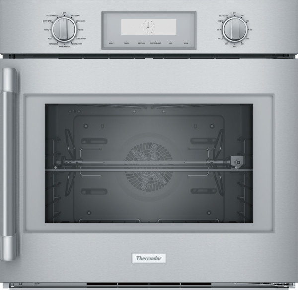 """Thermador 30"""" Professional Wall Oven w/ Extras - Right Swing"""