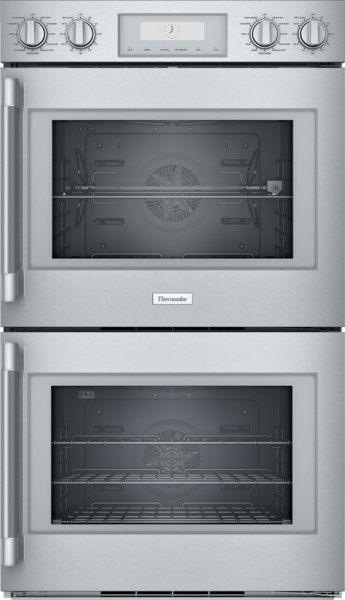 """Thermador 30"""" Professional Wall Oven w/ Extras - Right Swing - Double"""