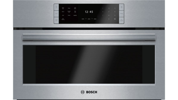 "Display Model: Bosch 30"", Benchmark Series Steam Convection Oven (1Only)"