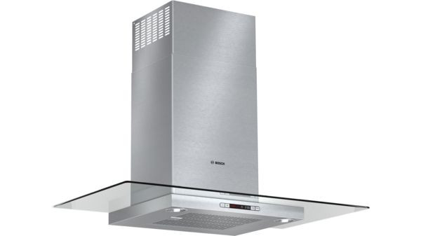 "Display Model: Bosch 36"" Benchmark Series Glass Canopy Wall Hood (1 Only)"