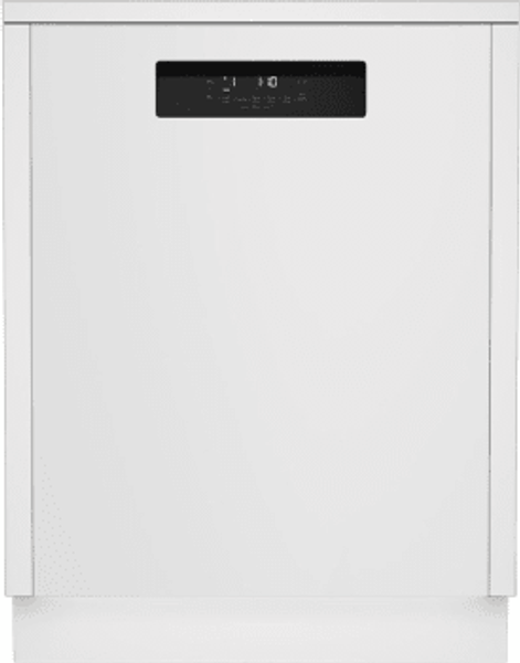 """Blomberg 24"""" Dishwasher w/ Front Control & 6 Cycles - White"""