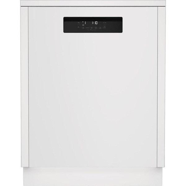 """Blomberg 24"""" Dishwasher w/ Front Control & 8 Cycles - White"""