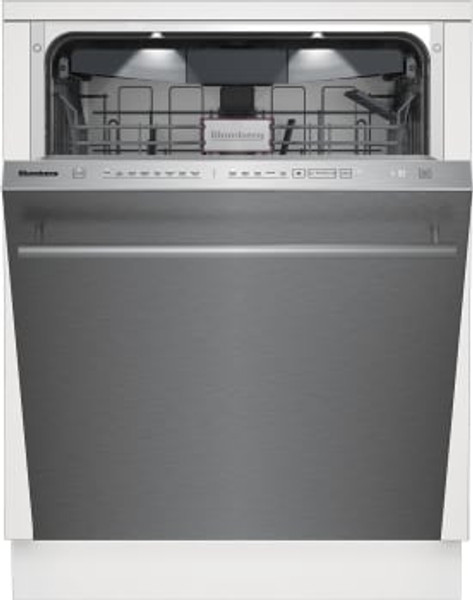"""Blomberg 24"""" Dishwasher w/ Top Control & 8 Cycles - Water Softener"""