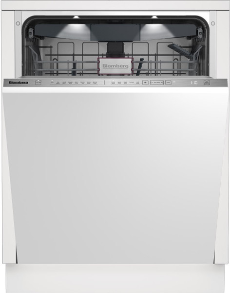 "Blomberg 24"" Dishwasher w/ Top Control & 8 Cycles - Custom Panel Ready"
