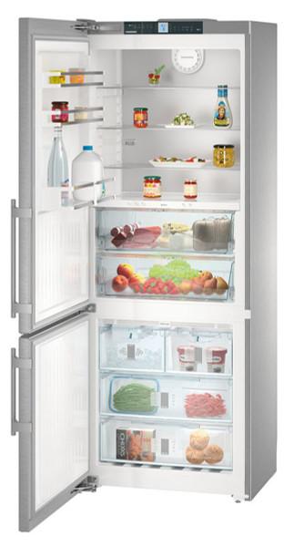 "Liebherr 30"" Freestanding Premium Fridge/Freezer w/ Ice Maker - Left Hinge"