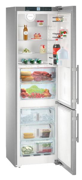 "Liebherr 24"" Freestanding Premium Fridge/Freezer w/ Ice Maker"