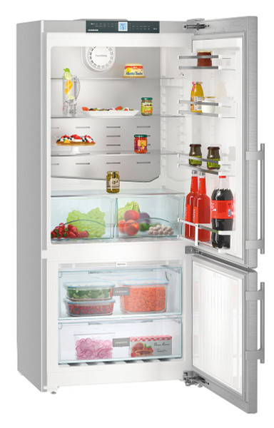 "Liebherr 30"" Freestanding Comfort Fridge/Freezer w/ Ice Maker - Left Hinge"