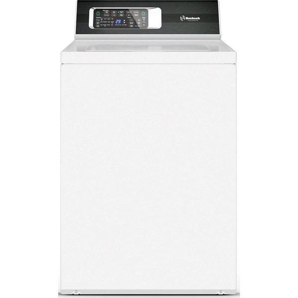 Huebsch Top Load Washer w/ 8 Cycles