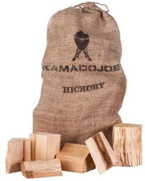 KAMADO JOE - Chunks Hickory (10 lbs)