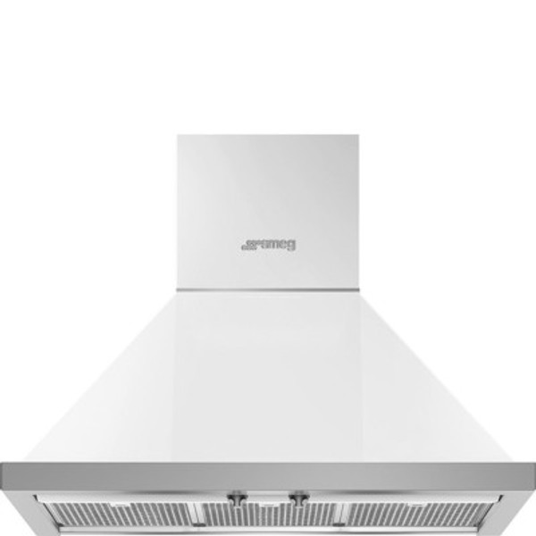 "Smeg 30"" Portofino Chimney Wall Hood"