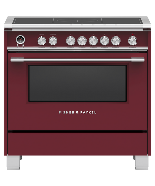 """Fisher & Paykel 36"""" Classic Induction Range - Color"""