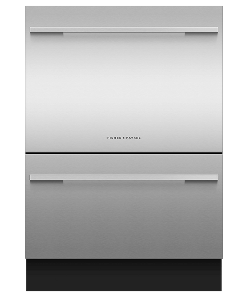 Fisher & Paykel Contemporary Custom Panel Ready Dishwasher - Double Drawer