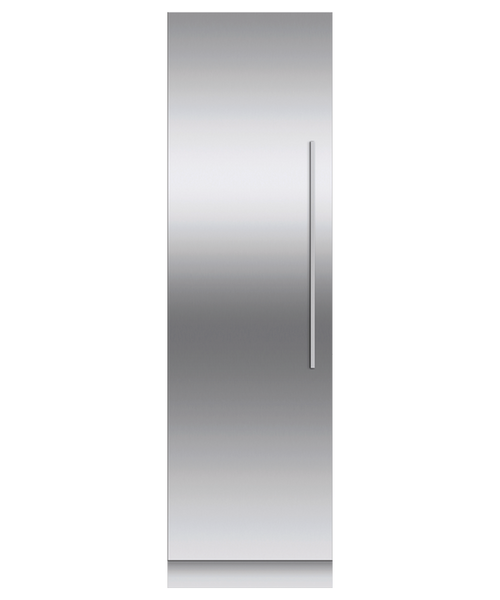 """Fisher & Paykel 24"""" Contemporary Integrated Fridge Column w/ Stainless Steel Interior"""
