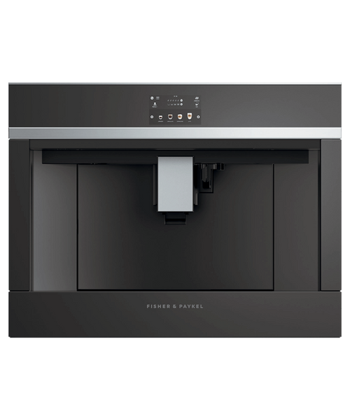 Fisher & Paykel Contemporary Coffee Machine w/Stainless Steel Trim