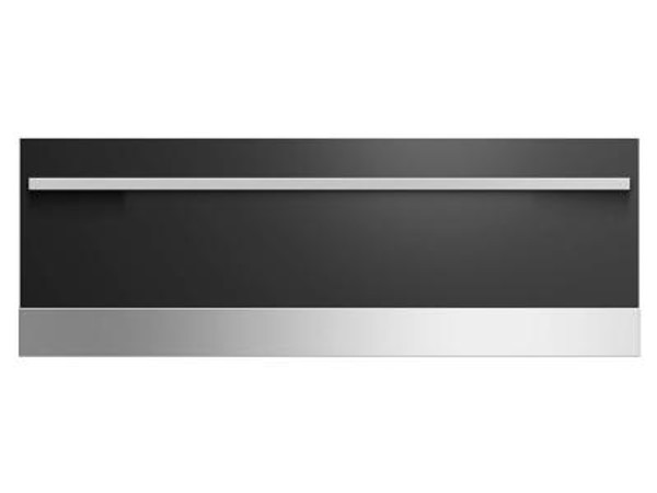 "Fisher & Paykel 30"" Contemporary Warming Drawer - Black Glass"