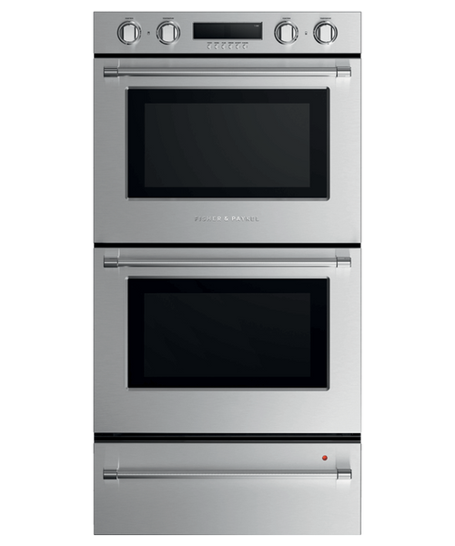 "Fisher & Paykel 30""Professional Double Wall Oven"