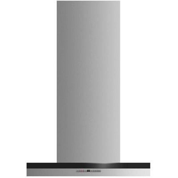 """Fisher & Paykel 24"""" Contemporary Box Chimney Hood"""