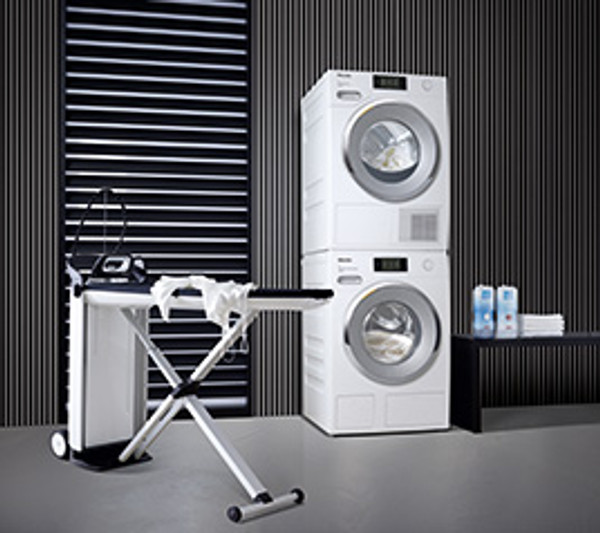 All Miele Laundry
