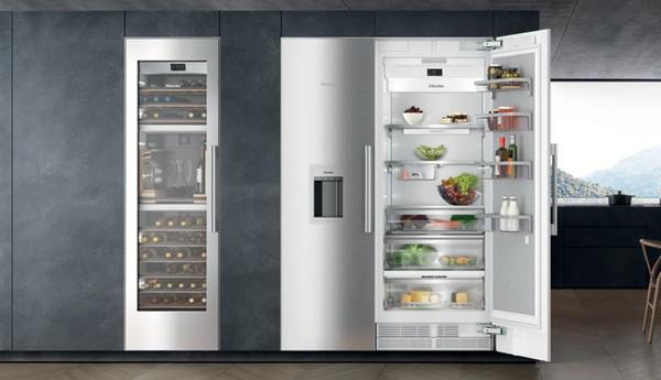 All Miele Refrigeration