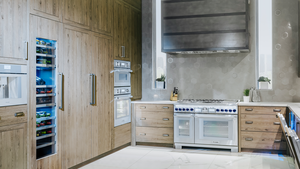 Thermador Kitchen Suite - 4