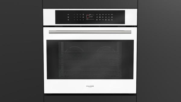 """Fulgor Milano 30"""" 700 Series Built-in Oven - White"""