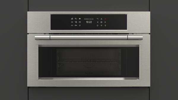 "Fulgor Milano 30"" 600 Series Combination Convection Steam Oven"