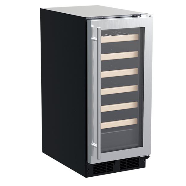 """Marvel 15"""" Wine Refrigerator (Door Options)"""