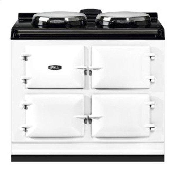 AGA Cooker Dual Control - Electric/Gas - 3 Oven