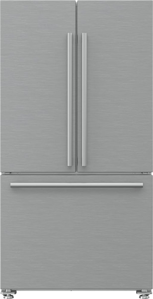 "Blomberg 36"" Freestanding French Door Fridge"
