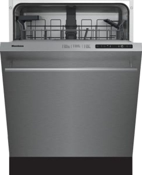"""Blomberg 24"""" Dishwasher w/ Top Control & 6 Cycles - Stainless Steel"""
