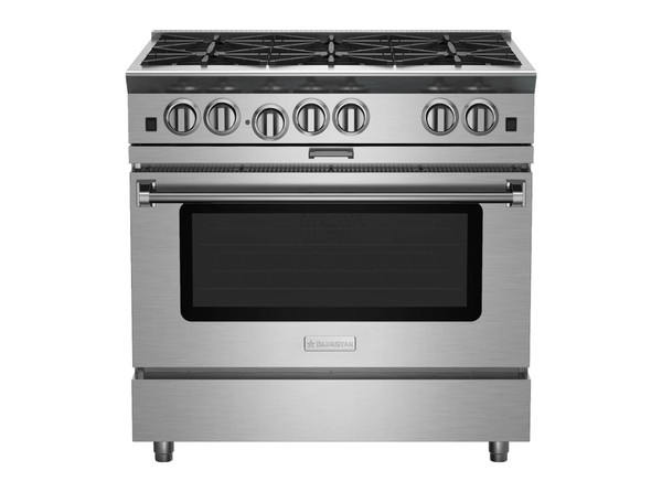 "BlueStar 36"" All Gas Platinum Range"