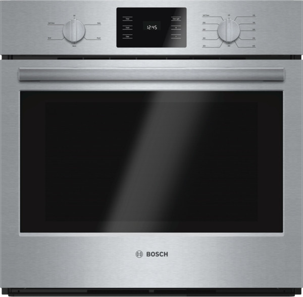 "Bosch 30"", 500 Series, Single Wall Oven"