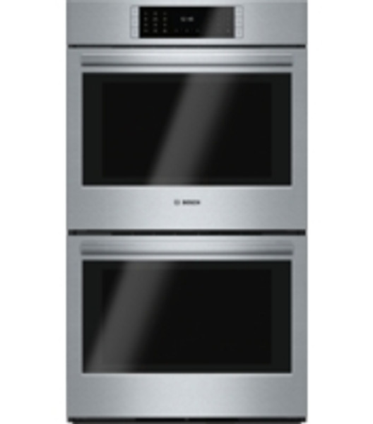 "Bosch 30"", Benchmark Series, Double Wall Oven - Drop Down Door"