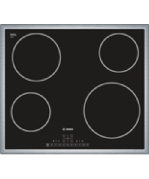 """Bosch 24"""" 500 Series Electric Radiant Cooktop - w/ Frame"""