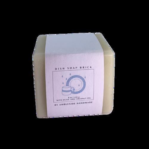 Dish Soap Brick - 8 oz