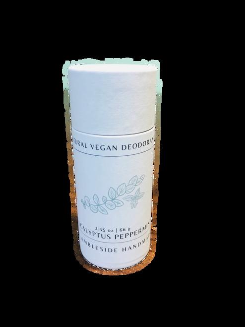 Eucalyptus & Peppermint Natural Vegan Deodorant