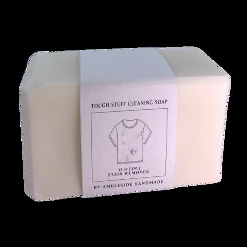 Tough Stuff Cleaning Soap Brick - 13 oz