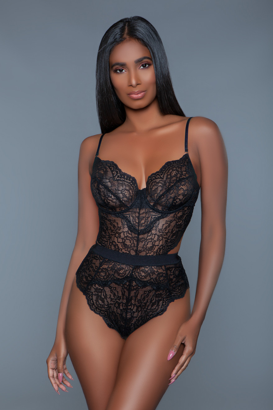 2014 Bettany Bodysuit Black
