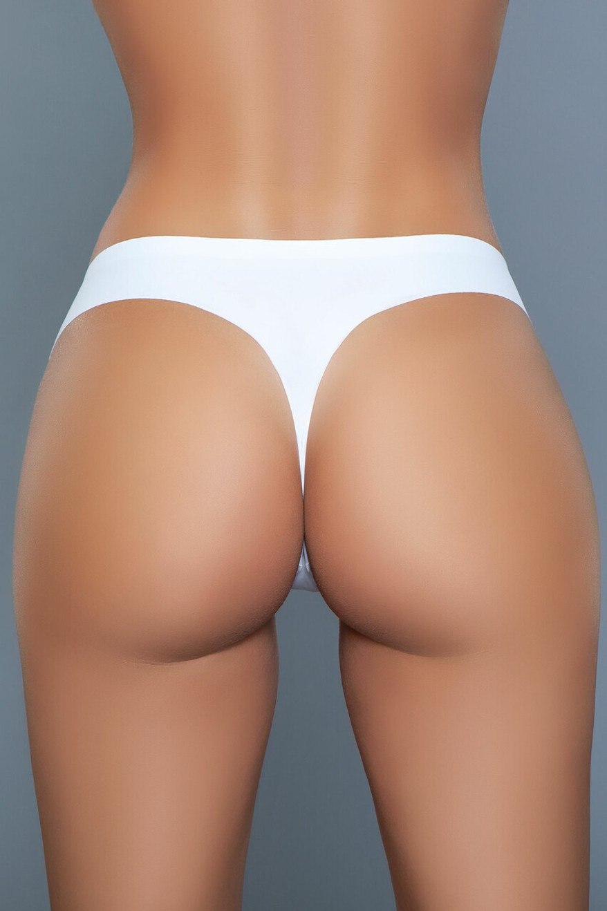 2047 Gemma Thong White