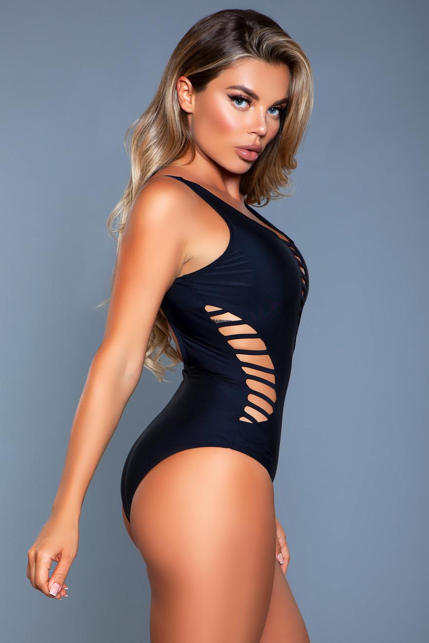 2119 Evie Swimsuit Black