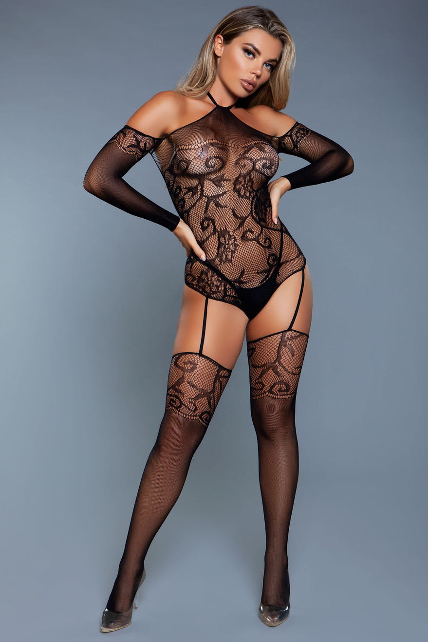 2051 Craving For You Bodystocking
