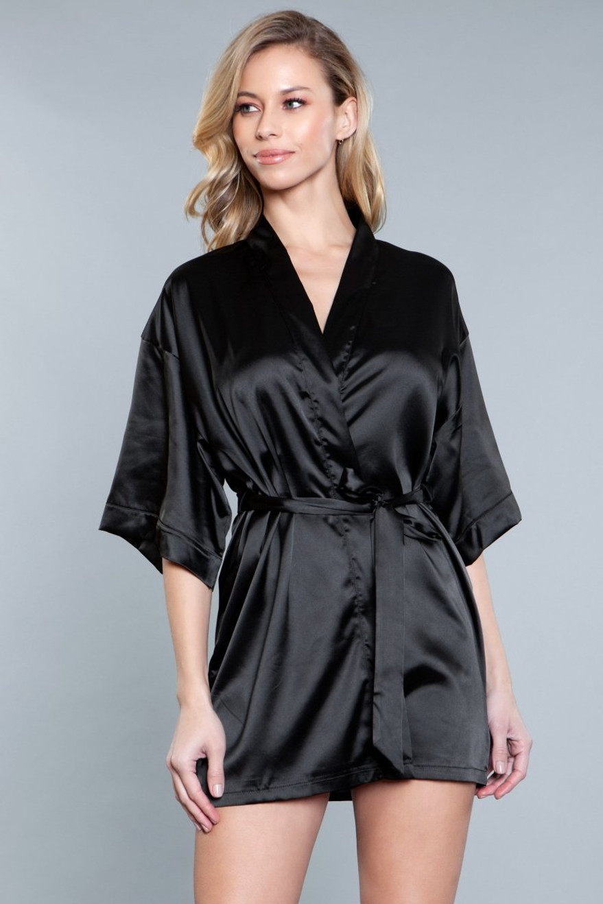 1947 Home Alone Robe - Black