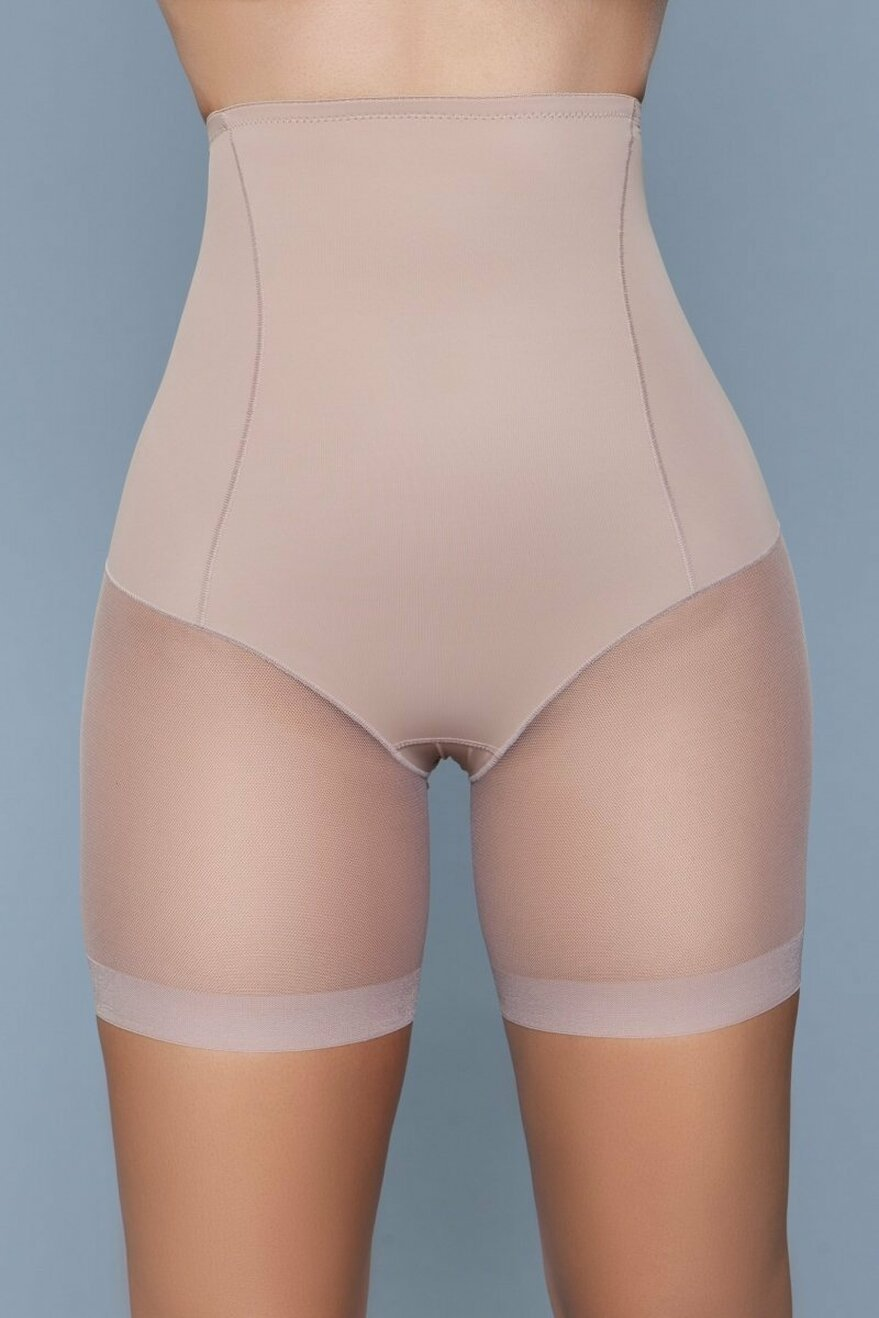 2006 Held Together Shapewear Short Nude