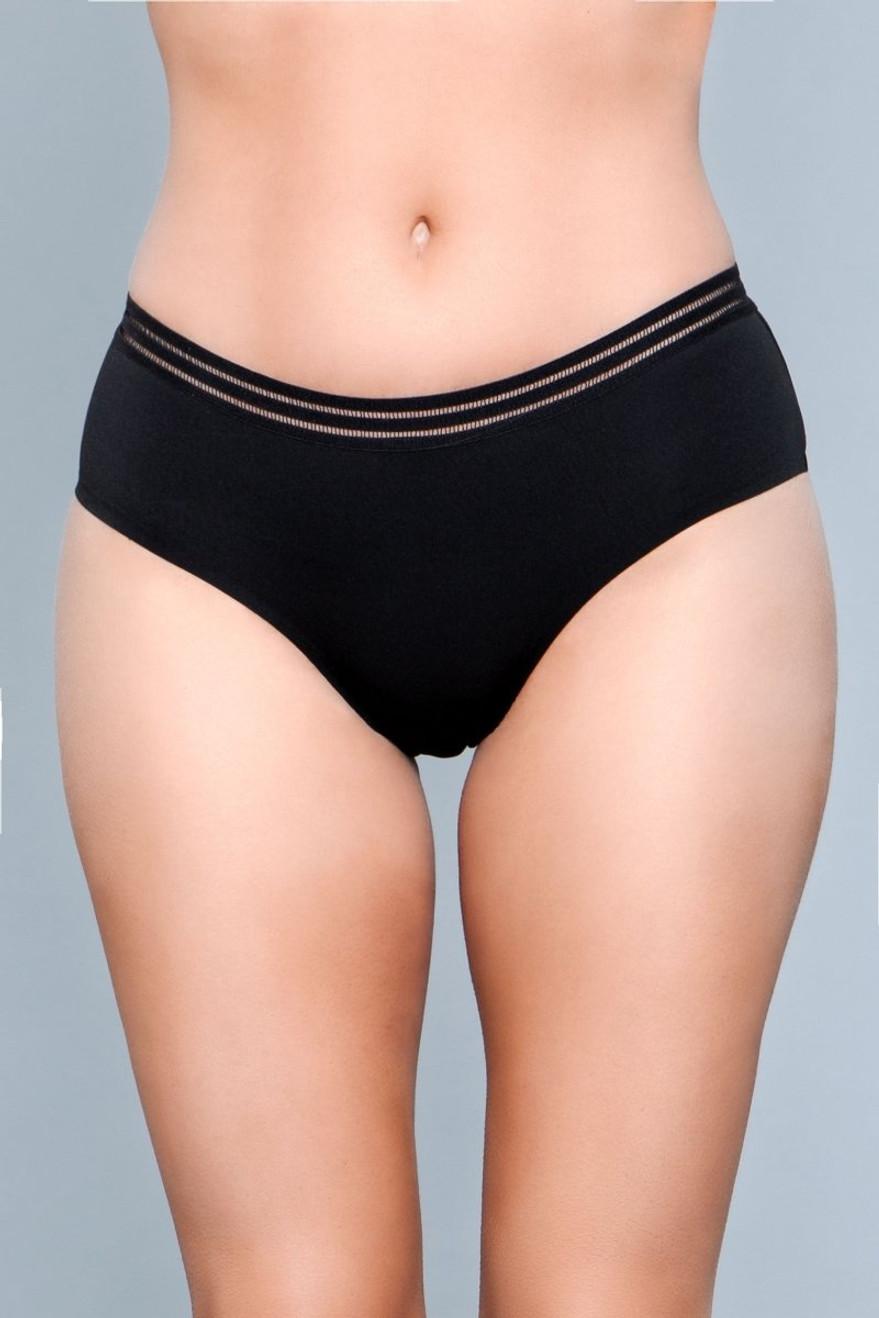 1848 Roxy Panty Black