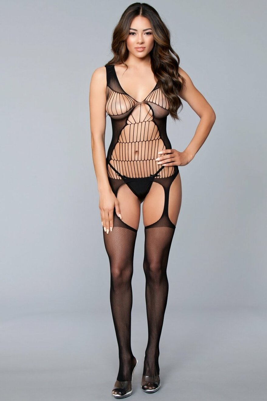BWB126 Call Me Body Stocking