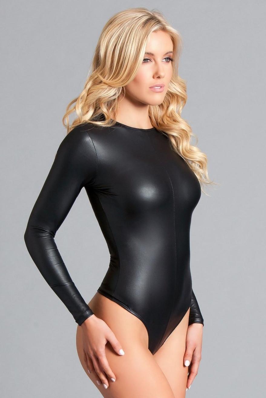 BW1766BK Viola Bodysuit